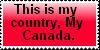 My Country, My Canada by JediSenshi