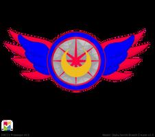 Super Eternal SailorMoon Brooch by JediSenshi
