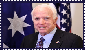 Sen. John McCain Dies at 81 by JediSenshi