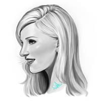 Heather Morris by AmoonaSaohin