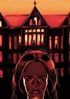 American Horror Story: Asylum by AmoonaSaohin