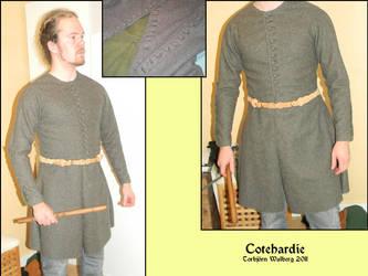 Cotehardie II by Noctiped