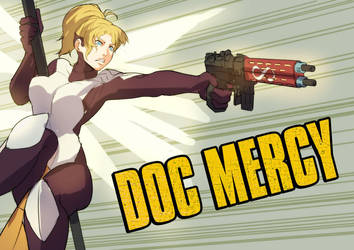 DOC MERCY by BLZ-BB
