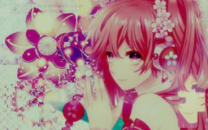Sakura miku edit 1 by Baby-Goodnight