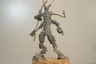 Miniature Sculpting By Abelmonkeyman On Deviantart
