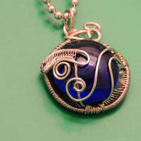 Blue moon by Black-Jellyfish