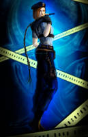 Resident Evil: Jill Valentine ~commission~ by LaceWingedSaby
