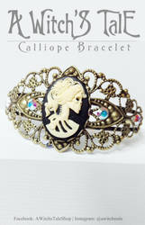 Calliope Bracelet by A Witch's Tale by LaceWingedSaby