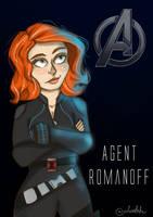 Agent-Romanoff by SilvrStake