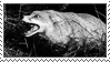 Fox Snarl Stamp by G0REH0UND