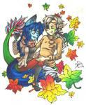 Autumn Emotion by NinjaKitten22