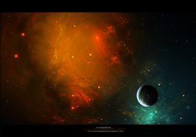 Wandering Through the Cosmos by xXKonanandPain