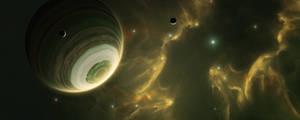 Gas in Space by xXKonanandPain