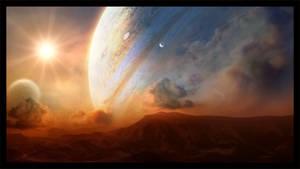 Jupiter's Wrath by xXKonanandPain