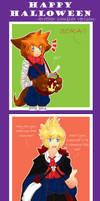 KH_Brother Complex_Halloween by Kidkun