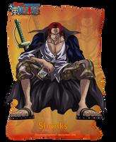 Shanks by orochimarusama1