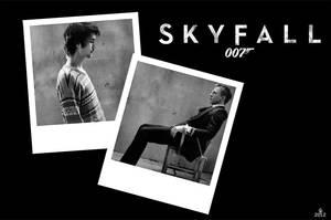 00Q Skyfall by 32vieri32