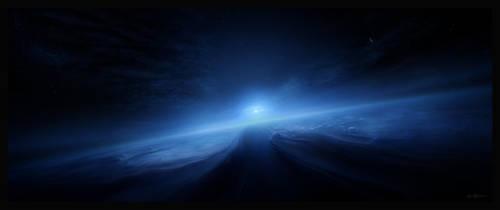 Neptune Skies by sirgerg
