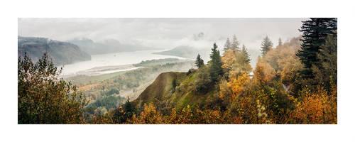 Crown Point Autumn by sirgerg