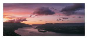 Hood River Sunrise by sirgerg