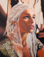 Mother of Dragons by EclepticGears