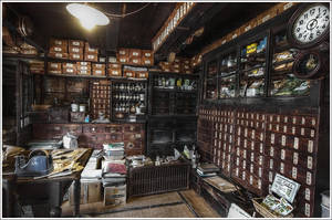 The Chemistery, Kyoto by Graphylight