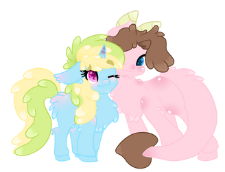 Adorable Babies! by THEPINKDRAGON123