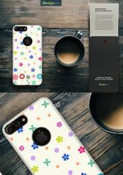 Apple IPhone 7 Plus Back Cover Case Design by designpex