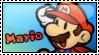 Stamp - Mario - SPM by CutyAries