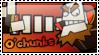 Stamp - O'chunks - SPM by CutyAries