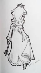 Rosalina (Staedtler) by CutyAries