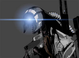 Legion by kikaimegami