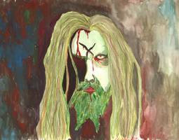 Rob Zombie by AKrukowska