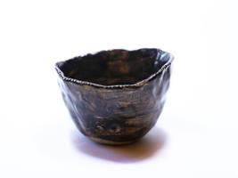 Pinched Tea Cup by AKrukowska