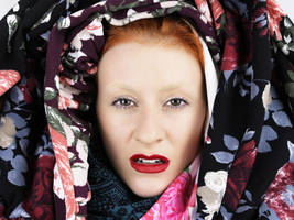 Janet Mayer by AKrukowska