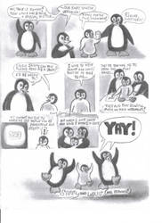 Introducing Veronica Penguin by DavidFolkie