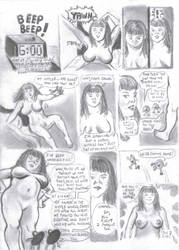 Jessica's Nips Are AWOL by DavidFolkie