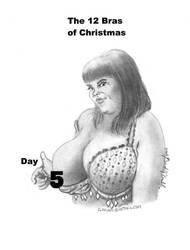 Jess 12 Bras: Day Five by DavidFolkie