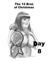 Jess 12 Bras: Day Eight by DavidFolkie