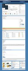 Admin Panel Template by rzepak
