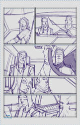 Maniac Page 2 Rough by spazzCommander