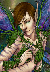 The Fey by pandacapuccino