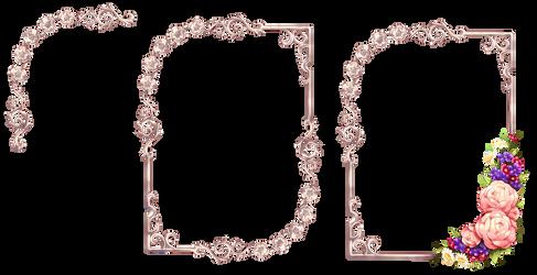 Frame PNG #1 by INDIGOgfxs