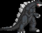 Godzilla by ShinLeeJin