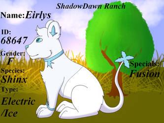 Eirlys Lvl 10 by ShadowDawn93