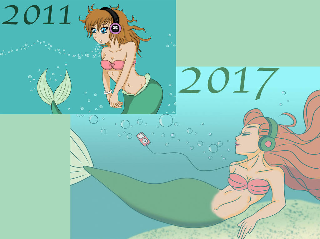 Improvement Sirenofsky 2011-2017 by Beastwithaddittude
