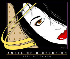 Angel of Distortion by SpazedOut