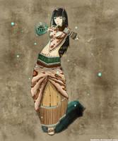 Jade Spiritweaver by daskirtz