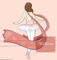 Ballerina by daskirtz