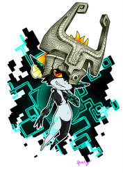 Midna by SpookyPandaGirl